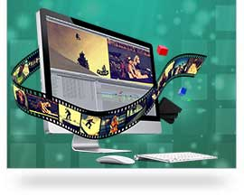 Animation & VFX (visual effects) Course in zirakpur