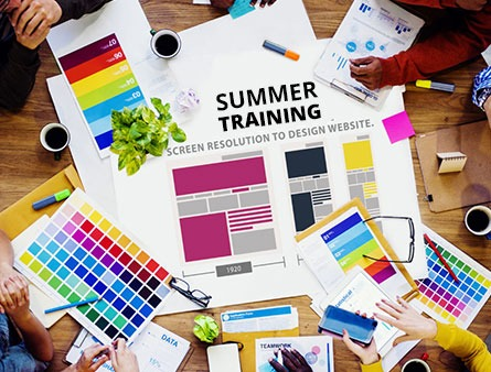Summer Training Course in zirakpur