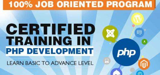 PHP Training in Zirakpur