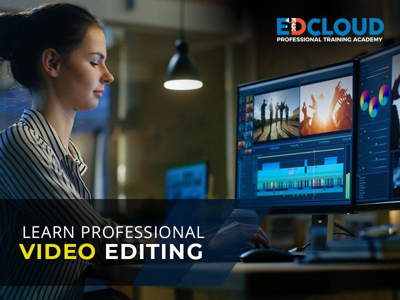 Best Video Editing Course in Zirakpur - EdCloud Academy